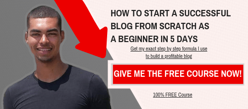 How To Start a Successful Blog From Scratch As a Beginner (blogging course)