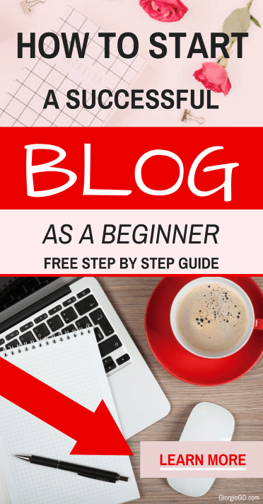 How to start a successful blog as a beginner step by step guide scratch