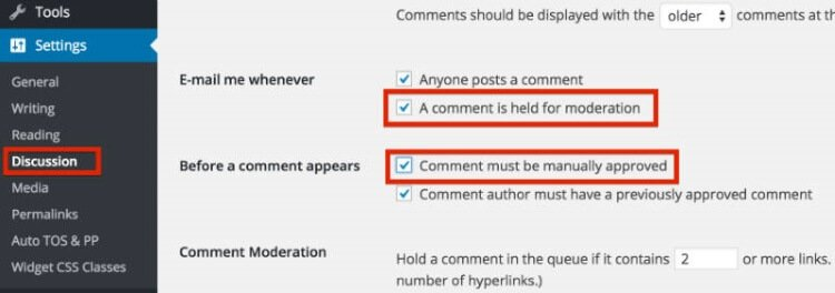 how to design your blog comments