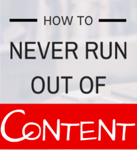 What Blog Post Topics To Write About And Never Run Out Of Content (19+ Ideas)
