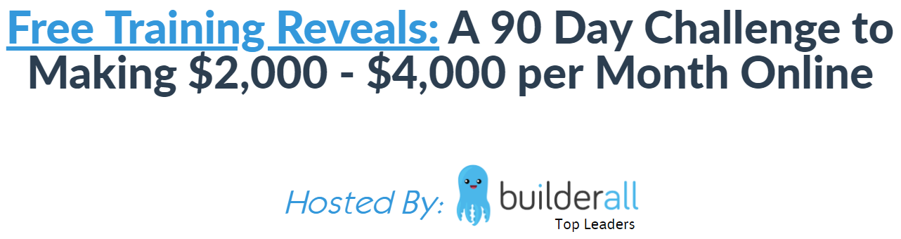 90 day challenge builderall