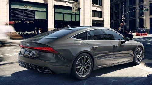 audi a7 make money