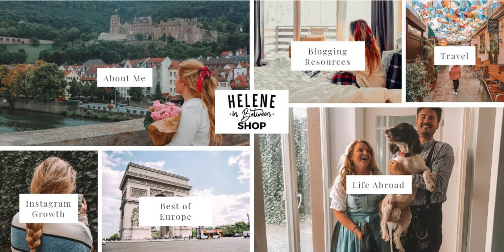 helene in between
