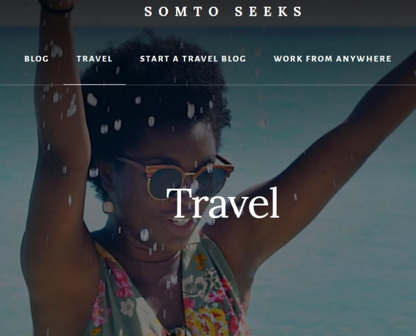 somto seeks Ugwueze travel